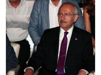 """Kılıçdaroğlu'ndan Dinozorlar Parkı'nda """"siyaseti Gençleştirelim"""" Çağrısı"""