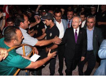 Kılıçdaroğlu'nun Katıldığı Açılış Töreninde 1 Kişi Gözaltına Alındı
