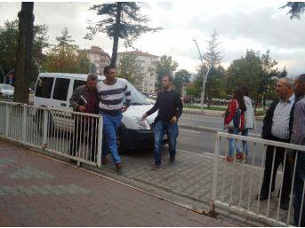 Bolu Polisi Uzun Süredir Aranan Şahsı Yakaladı