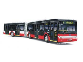 Düzce Körüklü Otobüsler Geliyor