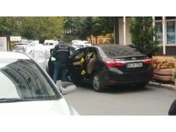 Ahmet Hakan'a Saldırıda Kullanılan Araç Emniyette Inceleniyor