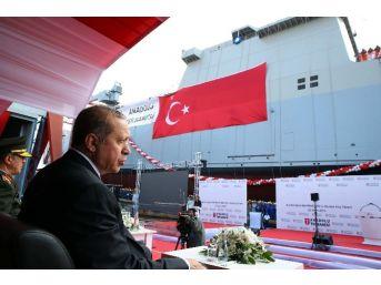 """Cumhurbaşkanı Recep Tayyip Erdoğan: """"ordumuzu Güçlendireceğiz, Kimse Bundan Rahatsız Olmasın"""""""