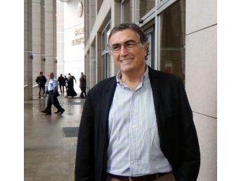Gazeteci Hasan Cemal Şüpheli Sıfatıyla İfade Verdi