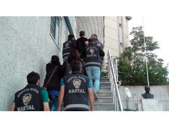 (özel Haber) Uyuşturucu Satıcılarının Telefonları Gözaltındayken Bile Susmadı