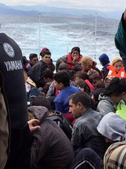 Üç Günde Bin 31 Göçmen Ölümden Kurtarıldı
