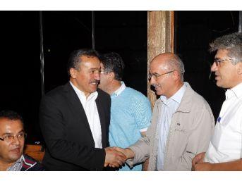 Başkan Tutal, Okul Müdürleriyle Bir Araya Geldi