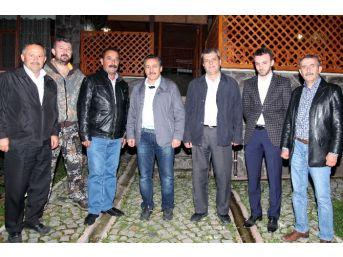 Başkan Tutal, Stk Başkanlarıyla Görüştü