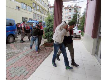 Beyşehir'deki Uyuşturucu Operasyonunda 3 Tutuklama