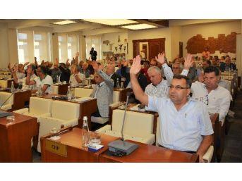 Muğla Büyükşehir Belediye Meclisi Olağanüstü Toplandı