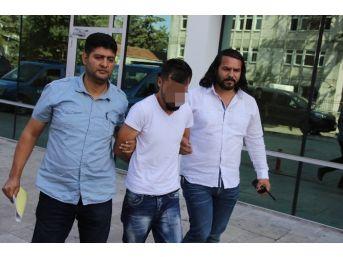 Samsun'da Tecavüz İddiasına Tutuklama