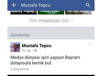 Gazetecilere Hakarete Kınama