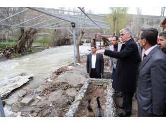 Aksaray'da Sel Mağdurlarına Ödeme Yapıldı
