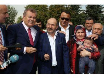 Ankara Alışveriş Festivali'nin Büyük Hediyesi İşçi Emeklisine Çıktı