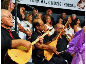 Didim Cemevi Korosu'ndan Türk Halk Müziği Konseri