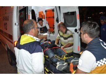 Didim'de Silahlı Kavga; 1 Ağır Yaralı
