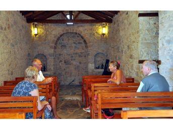Tarihi Kilise Hizmete Açıldı