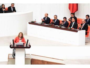 Bursa Milletvekili Karaburun, Engellilerin Yüreğine Su Serpti