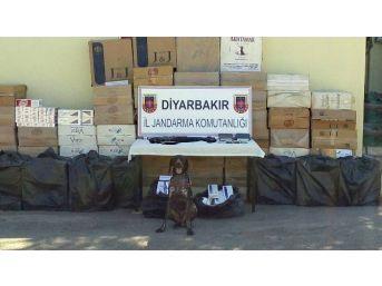 Diyarbakır'da Kaçakçılara Darbe