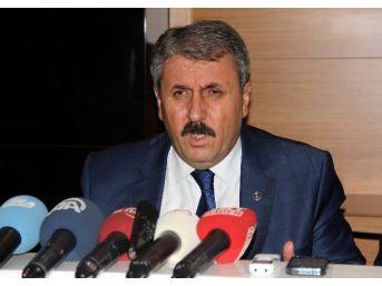 Bbp Genel Başkanı Gaziantep'te