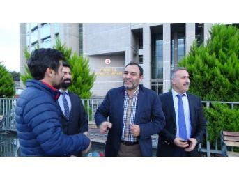 Today's Zaman Gazetesi Genel Yayın Yönetmeni Keneş Serbest Bırakıldı