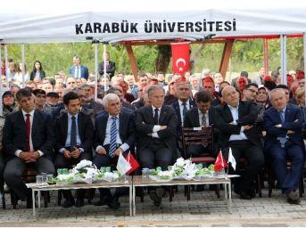Yenice Meslek Yüksekokulu Törenle Açıldı