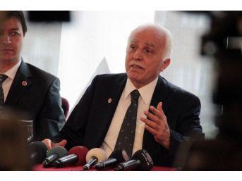 Saadet Partisi Genel Başkanı Mustafa Kamalak: