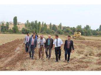 Beyşehir'de Toki Konutlarına Ulaşım Kısalıyor