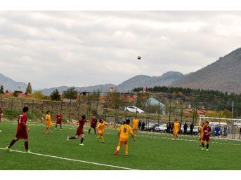 Seydişehir Belediyesi Futbol Takımı Süper Amatörde Yarışacak