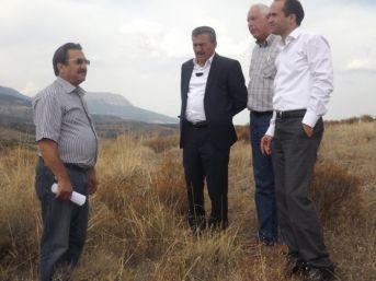 Seydişehir'de Yamaç Paraşütü Çalışmaları Devam Ediyor