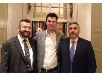 Öğretim Görevlisi Ahmet Özkan'ın Amerika Temasları