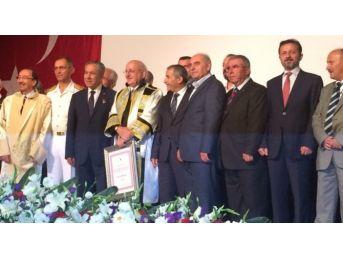 Rektör Remzi Gören, Yalova Üniversitesi'nin Akademik Yılı Açılış Törenine Katıldı