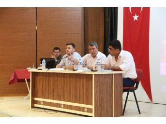 Mut Belediyesi'nin Bütçesi 24 Milyon 908 Bin Lira