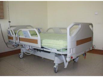 Bor Fizik Tedavi Hastanesine Yeni Yataklar Alındı