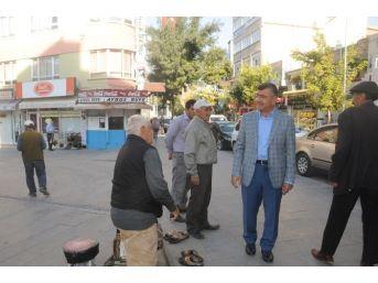 Niğde Belediye Başkanı Akdoğan, Her Zaman Halkın Yanında