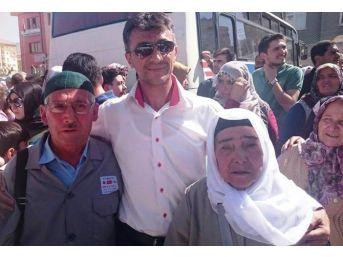 Şehit Annesi Mekke'de Hayatını Kaybetti