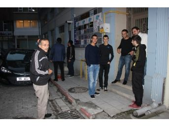Erbaa'daki Deprem Samsun'da Da Paniğe Neden Oldu