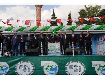 Bakan Eroğlu Uşak'ta Toplu Açılış Törenine Katıldı