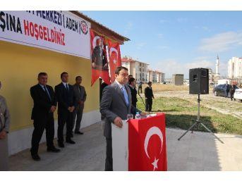 Ağrı'da Aile Destek Merkezi'nin Açılışı Yapıldı