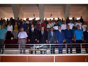 Aydın'da Okul Sporları Faaliyetleri Değerlendirildi