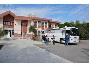 Altınoluk Myo'dan Kan Bağışı Kampanyasına Tam Destek