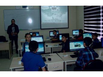 Elazığ'da Çocuklar Kendi Oyunlarını Kendi Programlayacak