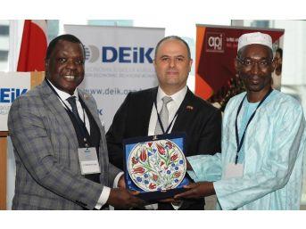 Mali'deki Yatırım Fırsatları Türk Yatırımcılara Tanıtıldı