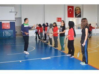 Karaman'da Sportif Yetenek Taraması Başladı