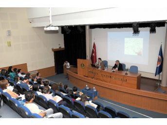 Meü'de 'yabancı Dil Olarak Türkçe'nin Öğretimi' Yaz Okulu Etkinliği Başladı