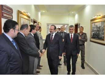 Diyanet İşleri Başkanı Mehmet Görmez Sandıklı'da