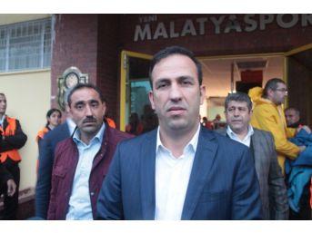 Yeni Malatyaspor - Denizlispor Maçının Ardından