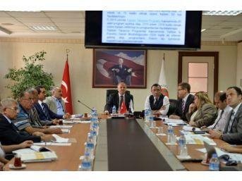 Mersin'de 9 Ayda 36 Bin Kişi İşkur'a İş Başvurusunda Bulundu