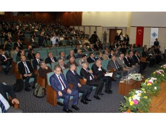 1. Uluslararası Anadolu Uygarlıkları Sempozyumu Başladı