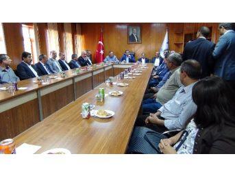 Bdp'li Meclis Üyesi Ak Parti'ye Katıldı