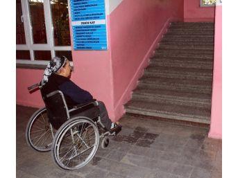 (özel Haber) Engelli Kadını 5 Kişi Sandığa Götürebildi